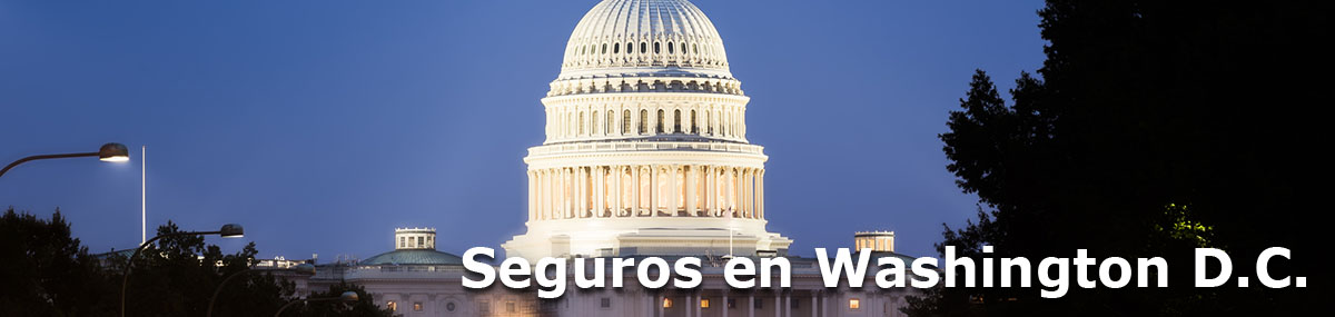 seguros en washington d.c.